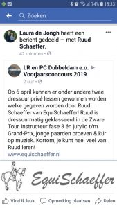 Sponsoring Dubbeldam